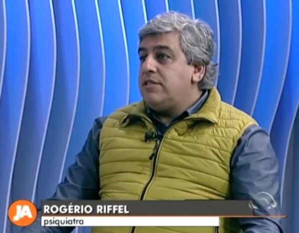 Entrevista na TV sobre Setembro Amarelo