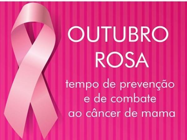 Outubro Rosa A prevenção é fundamental