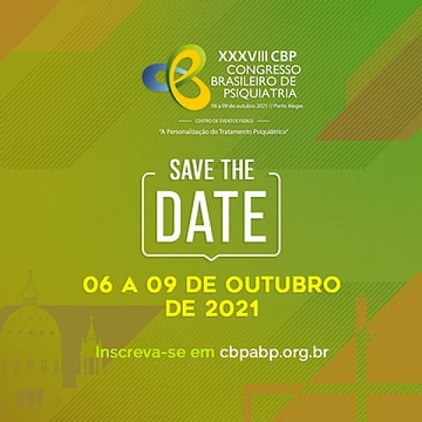 Congresso Brasileiro de Psiquiatria será em Porto Alegre