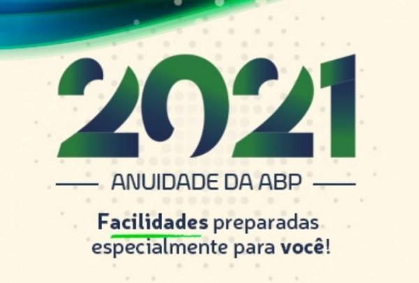 Anuidade 2021: facilidades preparadas especialmente para você!