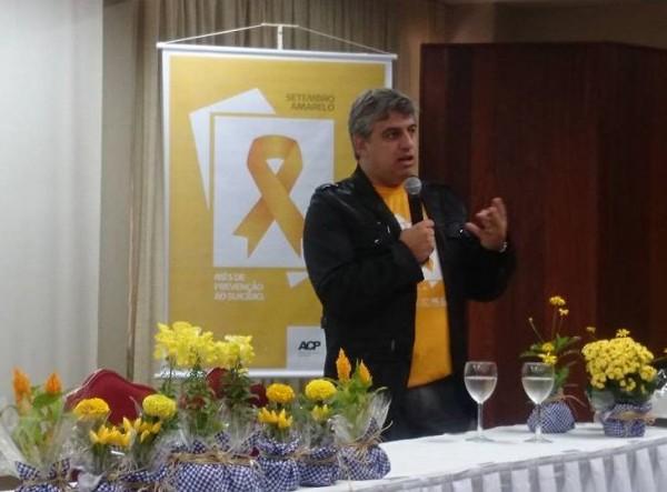 Ações do Setembro Amarelo em Passo Fundo